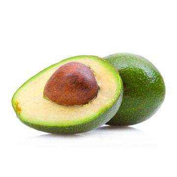 voedingswaarde avocado per 100 gram.