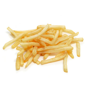 Frites, oven