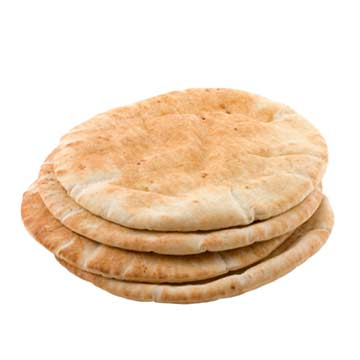 how to say pita in english