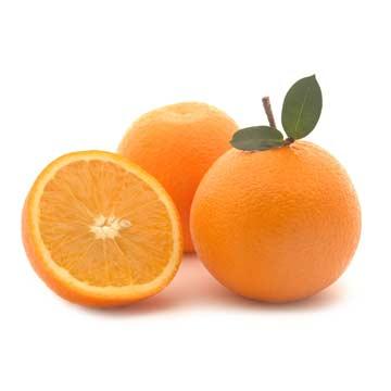 koolhydraten sinaasappel