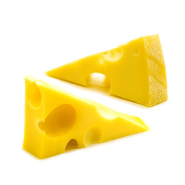 voedingswaarde zwitserse kaas per 100 gram.